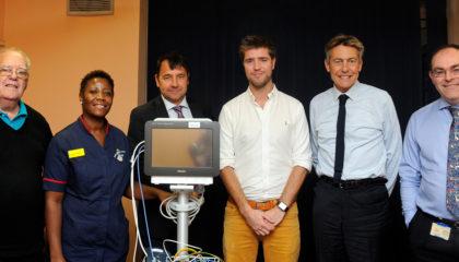 Bolham heart monitor