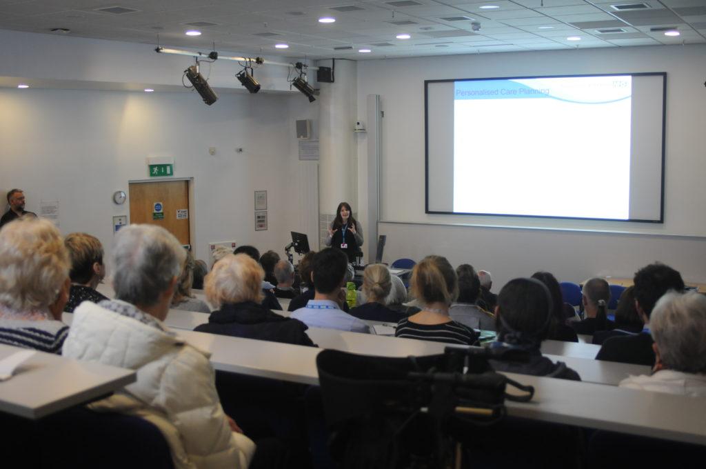 Cancer care seminar