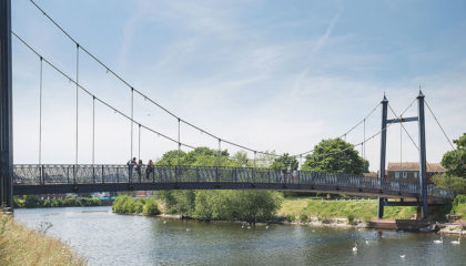 Exeter bridge picture