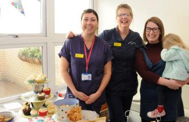 Exeter Birth Centre 5 birthday