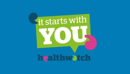 health watch devon logo